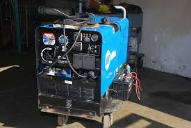 welder repair miller trailblazer pro 350d