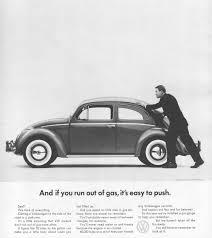 Volkswagen Beetle - Advertisement Gallery