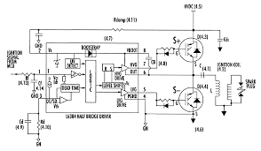 cdi ignition circuit diagram cdi image wiring diagram patent us6662792 capacitor discharge ignition cdi system on cdi ignition circuit diagram