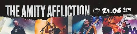 THE <b>AMITY AFFLICTION</b> (AUS) || 21.06.19 || СПб | ВКонтакте