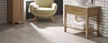 concrete effect flooring in a bathroom by tadao ando