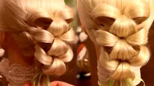 Bows In Hair Style bubble bow hairstyle video dailymotion 8623 by wearticles.com