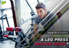 Hoist Leg Press Weight Chart How Much Does The Sled Of A Leg Press Machine Weigh