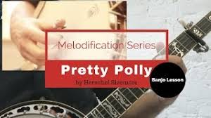 "Pretty Polly"" by Ralph Stanley - Banjo Lesson [Melodification Series] -  YouTube"