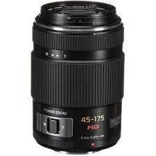 Panasonic <b>Lumix H-PS45175E-K G X</b> Vario PZ 45-175mm lens