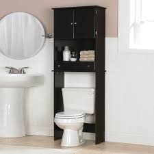 Bathroom Storage Cabinets Floor Bathroom Floor Storage Cabinets White Fibreglass Free Standing