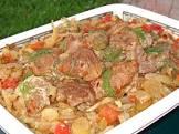 braised pork with fennel  crock pot