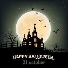 Image result for halloween castle