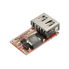 dc dc buck set down converter 6 24v 12v 24v to 5v 3a car usb charger module diy 11street malaysia power supply units
