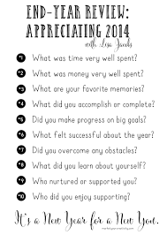 a new year for a new you a day annual review marketing creativity ten questions for your end year review com