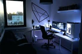 Living Room Pc Gaming Interesting Design Inspiration