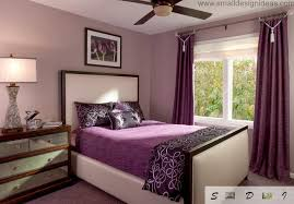 purple bedroom furniture. Purple Color Bedroom Ideas. Classic Interior In The Modern With Fan And Furniture