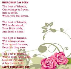 essay on friendship