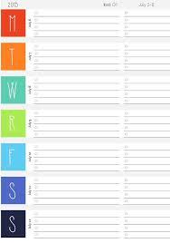 Vertical Weekly Calendar Vertical Weekly Calendar Rome Fontanacountryinn Com