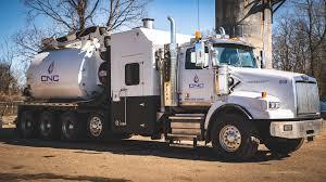 Hydro Excavator Truck Hydro Excavator Cnc Oilfield Services Llc