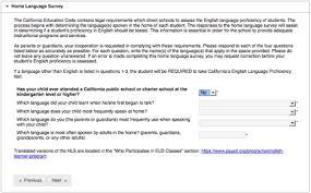 School Survey Questions For Parents Online Registration Annual Date Update Help Palo Alto Unified