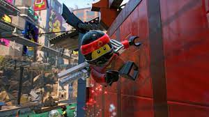 The LEGO NINJAGO Movie Video Game Achievement List Revealed