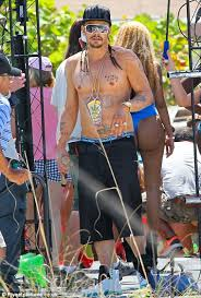 He had braids, which is like a deer. at the time, we were struck by what dangeruss described as spring breakers ' director harmony korine 's motivation. Clean Cut James Franco Sports Cornrows And Tattoos For New Film Role Daily Mail Online