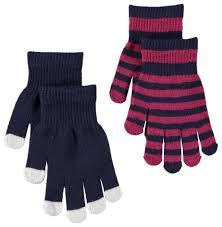 Купить <b>перчатки Molo</b> kei синие р.2-5 лет (2 пары), цены в Москве ...