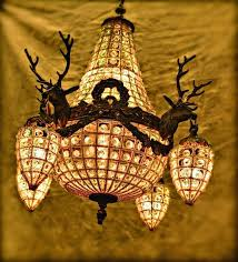 this french style chandelier with stag heads is one of our most popular chandeliers it comes in a variety diffe sizes and finishes country lighting uk