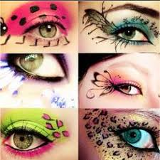 love the eyeshadow art eyes makeup parties fairy