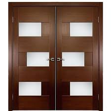 interior double door. Double Door Design With Glass Interior Doors Wooden Designs