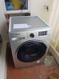 Ti vi giá rẻ - Máy giặt sấy Samsung Inverter 10.5 kg...