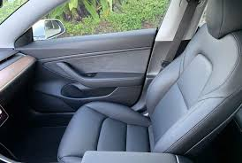 to clean tesla s vegan leather seats