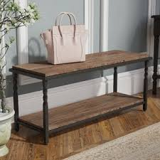 unique entryway furniture. Reeves Wood Storage Entryway Bench Unique Furniture S
