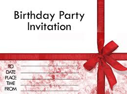 Invitations Card For Birthday Printable Birthday Invitations Cards Download Them Or Print