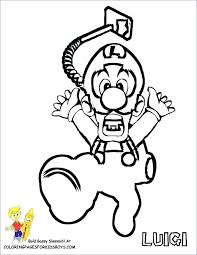 Super Mario Coloring Page Free Brothers Pages Bros Koo Cremzempme