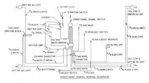 automotive car wiring diagram page 118 directional signal wiring for 1954 studebaker champion and commander