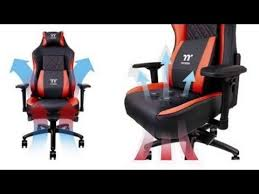 cooling office chair. X COMFORT AIR: Thermaltake Launches Gaming Chair With A Built-In Cooling  System Cooling Office Chair R