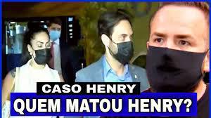 CASO HENRY: ACIDENTE? QUEM MATOU HENRY BOREL? VIZINHA FALA TUDO O QUE SABE!  - YouTube
