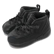 Details About Nike Jordan 12 Retro Wntr Td Winterized Aj12 Xii Toddler Infant Shoes Bq6853 001