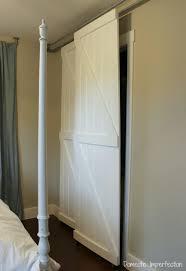 diy barn closet door fail