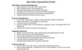 Warehouse Worker Job Description - Letsridenow.com -