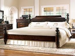 Brown Bernhardt Smithsonian bedroom furniture set Quecasita