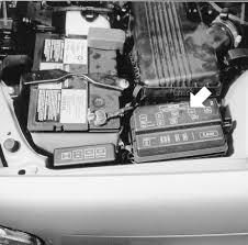 repair guides circuit protection fuses and fusible links 91 corolla fuse box diagram at 93 Corolla Fuse Diagram