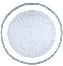 large black circle rug trio by spot on square small round black and white half circle rug circular round