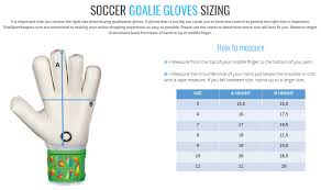 Sizing Charts Soccer Source