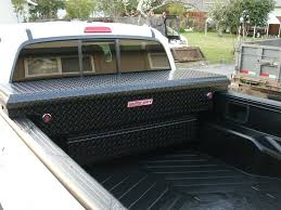 Best Truck Tool Boxes - Truck Bed Storage in 2019 | Car Passionate