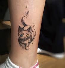 Ockotv Fotogalerie Kočičí Tetování