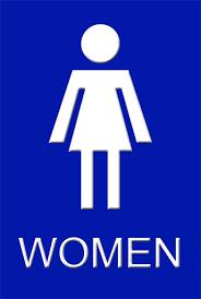 womens bathroom sign. Modren Bathroom Image 1 Throughout Womens Bathroom Sign L