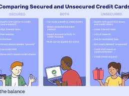 3 offer is exclusive to good sam rewards visaâ® credit card holders enrolled in the good sam rewards program. Secured Vs Unsecured Credit Card What S The Difference