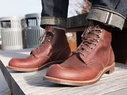 red wing blacksmith boot review the