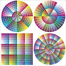 Color Charts For Calibration And Printing Business Same Colors