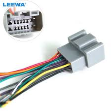 online get cheap wire harness car stereo aliexpress com alibaba How To Install Wire Harness Car Stereo car oem audio stereo wiring harness adapter for buick sail chevrolet sail(2010~present) install aftermarket cd dvd stereo 2004 how to install a car stereo without a wire harness