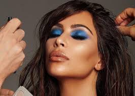 kim kardashian makeup artist mario inspired a huge spring trend