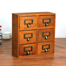 small wooden cabinet with drawers wooden cabinet with drawers wooden storage box desk organizer multi functional small wooden cabinet with drawers
